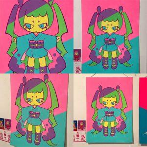 A子 - Rica girls A