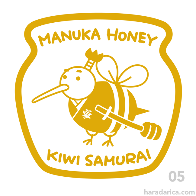 MANUKA HONEY logo